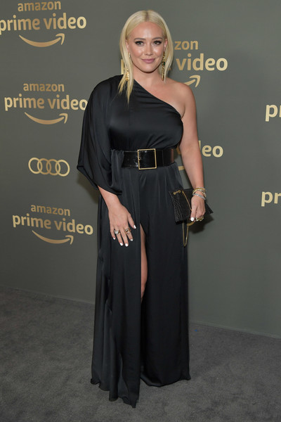 Hilary Duff - Altın Küre Ödülleri Sonrası Parti Stilleri