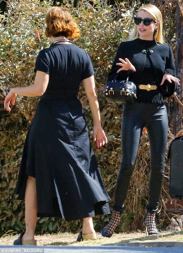 American Horror Story Cadılarının İlham Verici Görünümleri