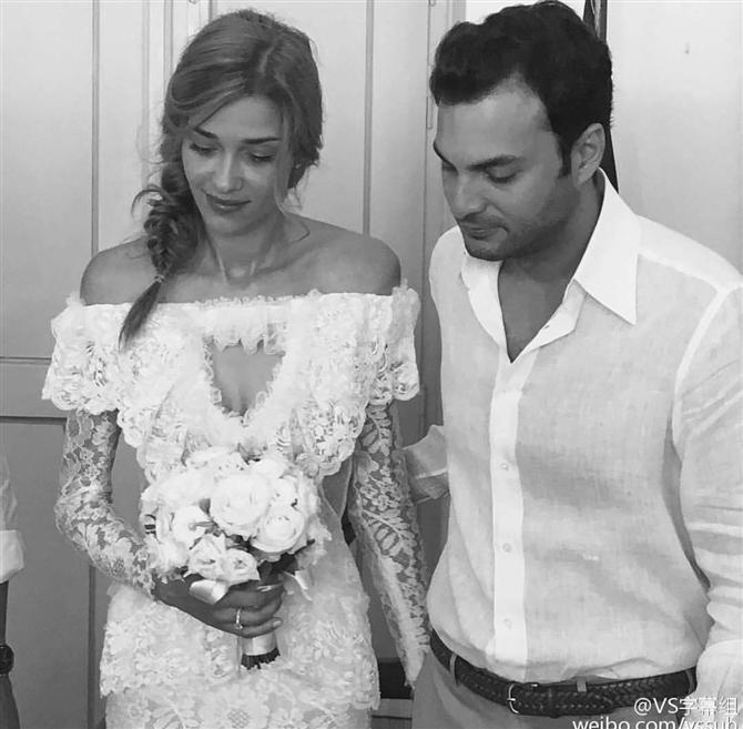 Ana Beatriz Barros'un Düğünü - Ana Beatriz Barros'un Düğünü