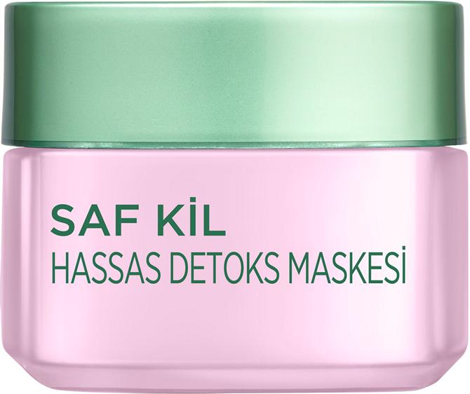 Anında Detoks Etkisi İçin L'Oréal Paris Saf Kil Maskeleri - Anında Detoks Etkisi İçin L'Oréal Paris Saf Kil Maskeleri