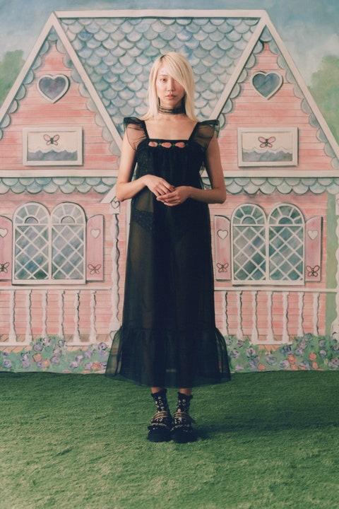 Anna Sui İlkbahar/Yaz 2021 Koleksiyonu: Heartland - Anna Sui İlkbahar/Yaz 2021 Koleksiyonu: Heartland