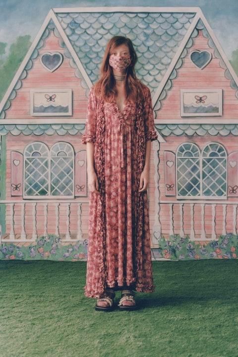 Anna Sui İlkbahar/Yaz 2021 Koleksiyonu: Heartland