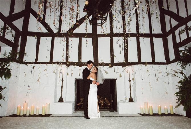 Ariana Grande'nin İlham Verici Düğünü - Ariana Grande'nin İlham Verici Düğünü