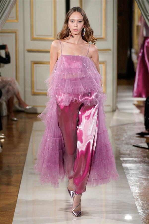 Armani Privé Haute Couture Sonbahar/Kış 2021-22 - Armani Privé Haute Couture Sonbahar/Kış 2021-22