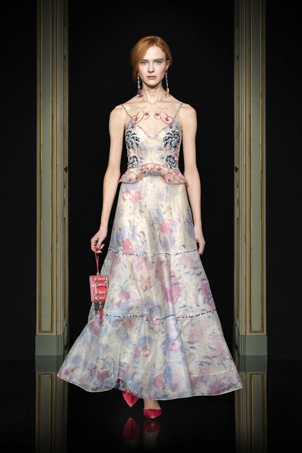 Armani Prive İlkbahar/Yaz 2021 Haute Couture Koleksiyonu - Armani Prive İlkbahar/Yaz 2021 Haute Couture Koleksiyonu