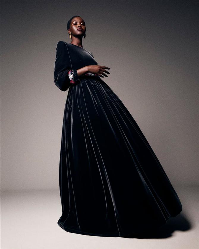 Asi ve Gösterişli: Chanel Haute Couture Sonbahar/Kış 2020-21 Koleksiyonu