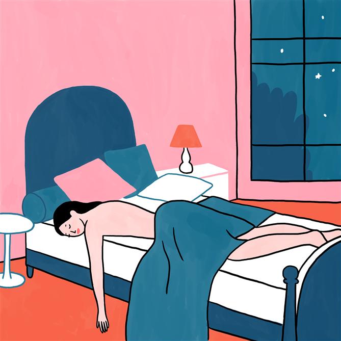 Aşk Ve Duygular Üzerine Minimalist Çizimler - Aşk Ve Duygular Üzerine Minimalist Çizimler