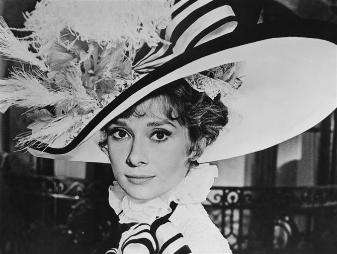 Audrey Hepburn'ün 4 Güzellik Sırrı - Audrey Hepburn'ün 4 Güzellik Sırrı