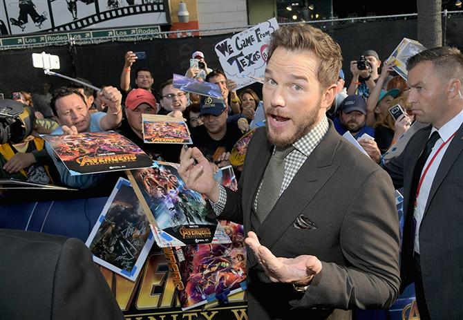 Avengers: Infinity War Vizyonda!