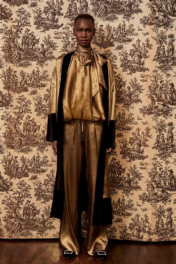 Badgley Mischka Sonbahar/Kış 2021 Koleksiyonundan Dikkat Çekenler