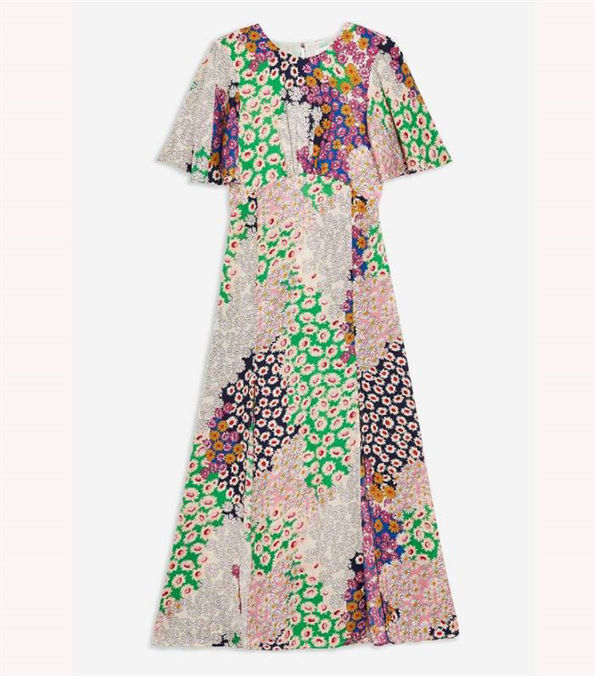 Bahar Aylarında İçinizi Açacak Rengarenk Elbiseler - Bu Baharda Giymek İçin Sabırsızlandığımız Sezonun Trend Elbise Modelleri