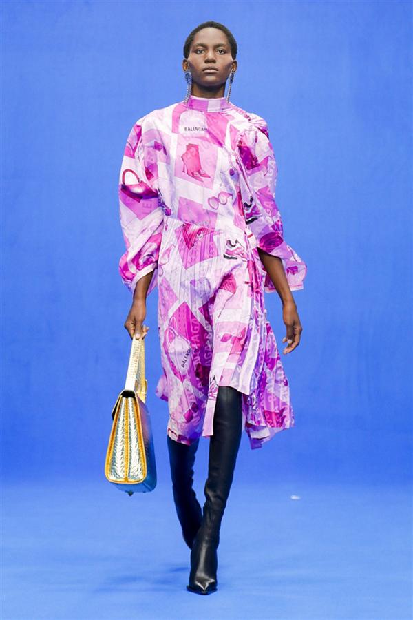 Balenciaga İlkbahar/Yaz 2020