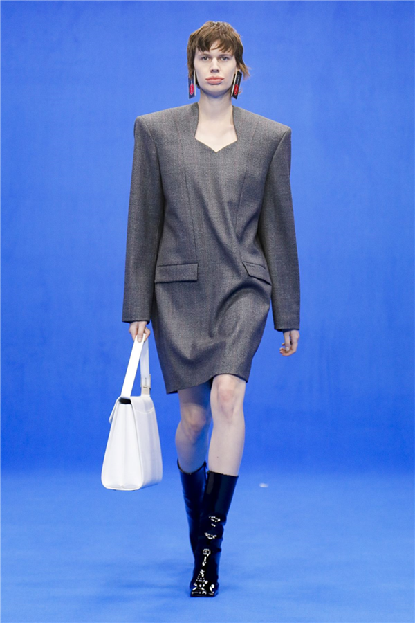 Balenciaga İlkbahar/Yaz 2020 - Balenciaga İlkbahar/Yaz 2020