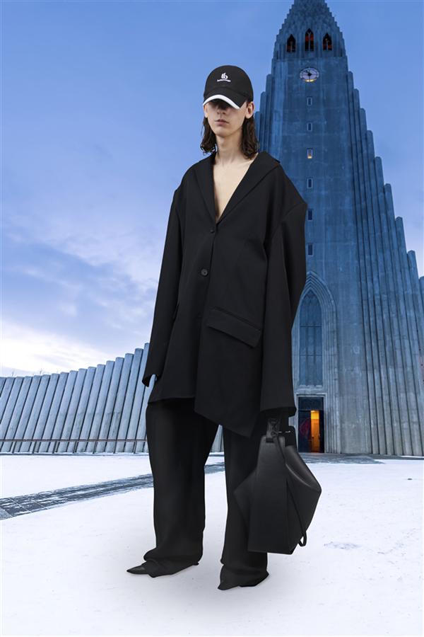 Balenciaga Pre-Fall 2021 Koleksiyonuyla Dünyanın Dört Bir Yanına Seyahat Edin - Balenciaga Pre-Fall 2021 Koleksiyonuyla Dünyanın Dört Bir Yanına Seyahat Edin