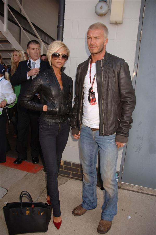2007 - Beckham Çiftinin Stil Yolculuğu