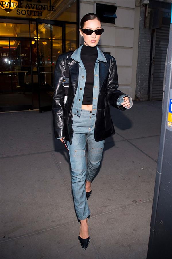 Bella Hadid'in En Şık Look'larılla Hadid'in En Şık Look'ları