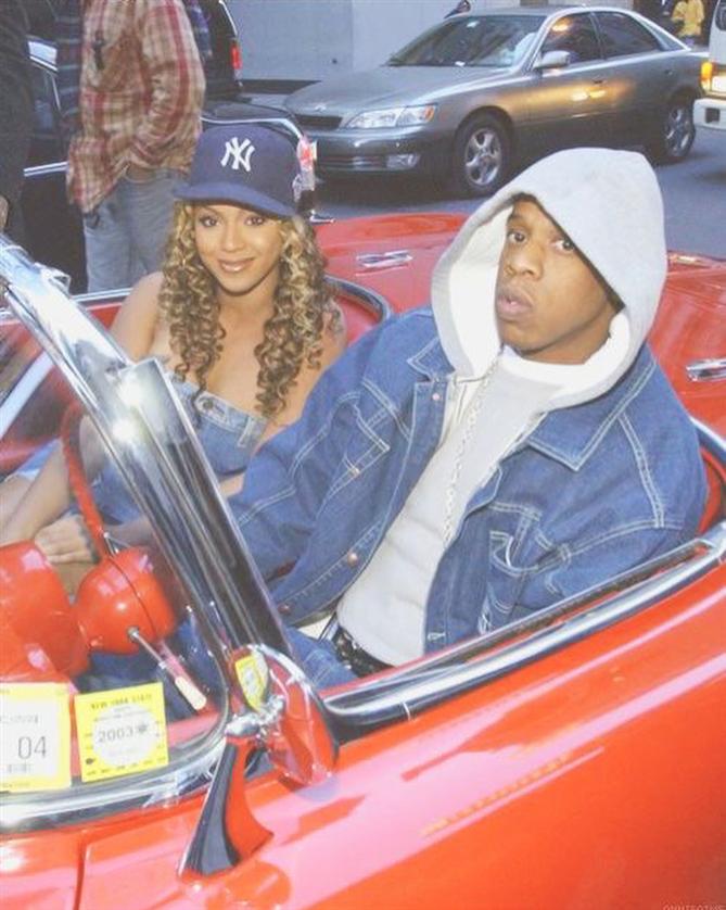 Beyoncé ve Jay-Z Evliliklerinin 10. Yılında - Beyoncé ve Jay-Z Evliliklerinin 10. Yılında