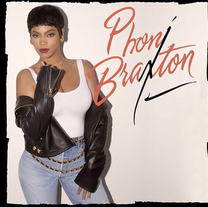 Beyonce Cadılar Bayramı İçin Toni Braxton Oldu!