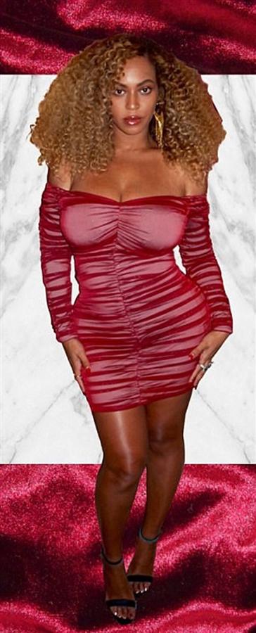 Beyonce'dan Doğum Sonrası Stili