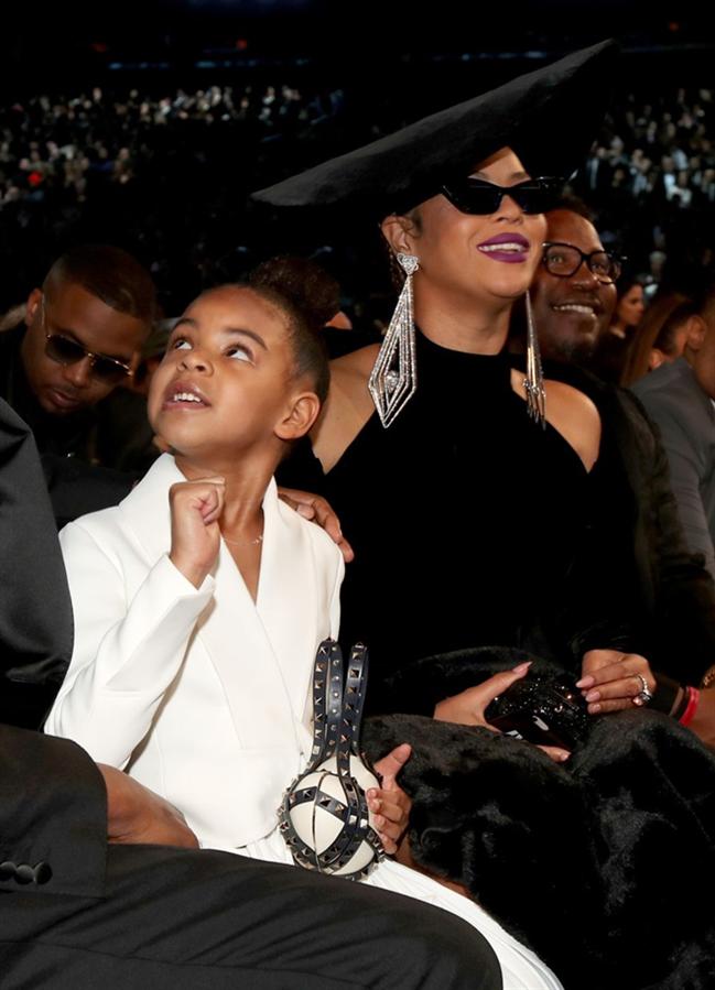 Beyonce'nin Kızı Sınır Tanımıyor