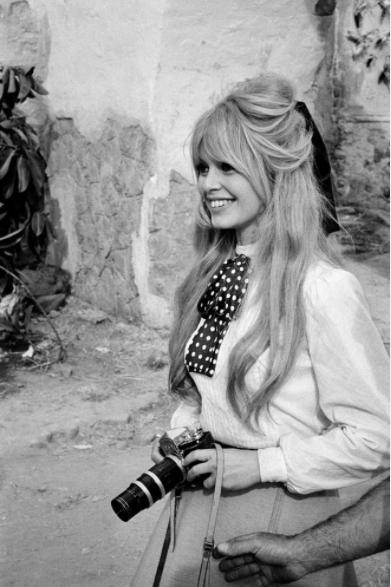 Brigitte Bardot'un İkonik Saçlarından İlham Alın