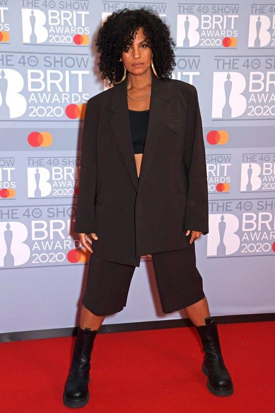 BRIT Awards 2020 Kırmızı Halısından Öne Çıkanlar