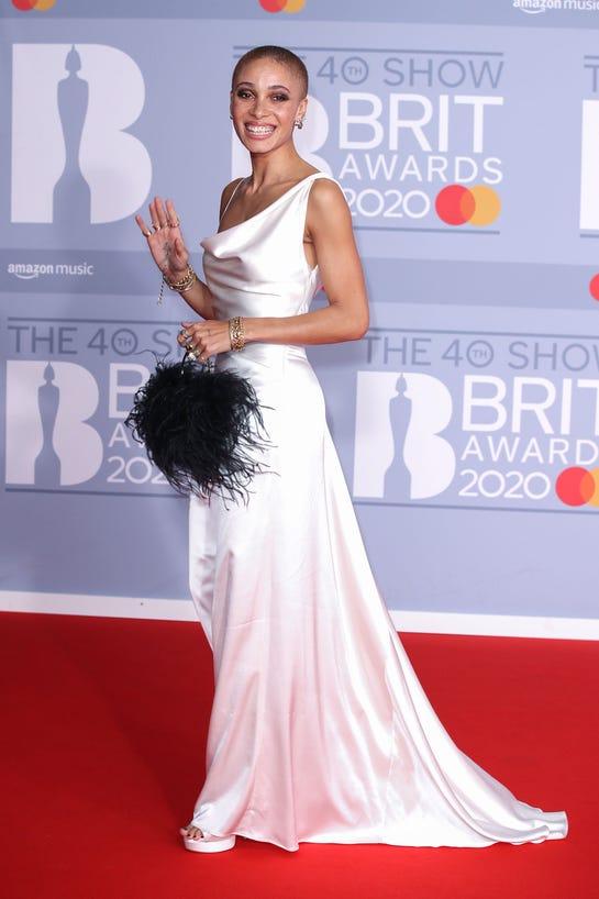 BRIT Awards 2020 Kırmızı Halısından Öne Çıkanlar - BRIT Awards 2020 Kırmızı Halısından Öne Çıkanlar