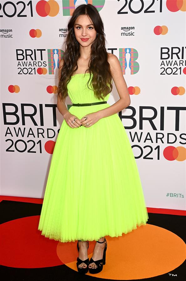 BRIT Awards 2021 Kırmızı Halısından Dikkat Çeken İsimler - BRIT Awards 2021 Kırmızı Halısından Dikkat Çeken İsimler