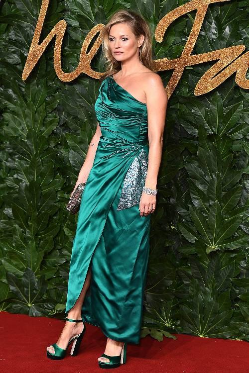 British Fashion Awards 2018 Kırmızı Halısından Dikkat Çeken Görünümler