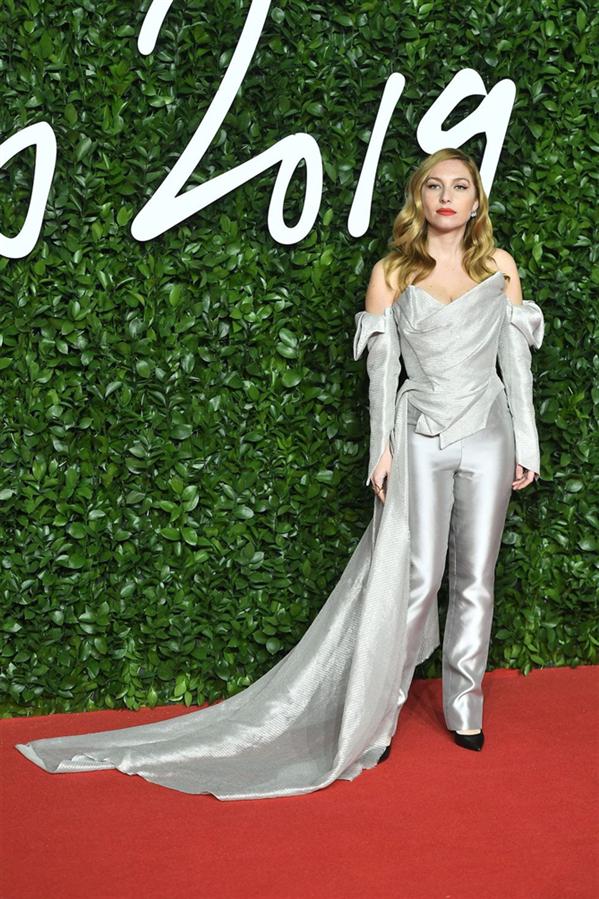 British Fashion Awards 2019 Kırmızı Halısından Öne Çıkanlar - British Fashion Awards 2019 Kırmızı Halısından Öne Çıkanlar