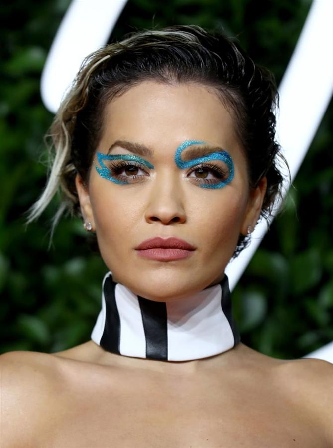 Rita Ora - British Fashion Awards 2019: Öne Çıkan Güzellik Görünümleri