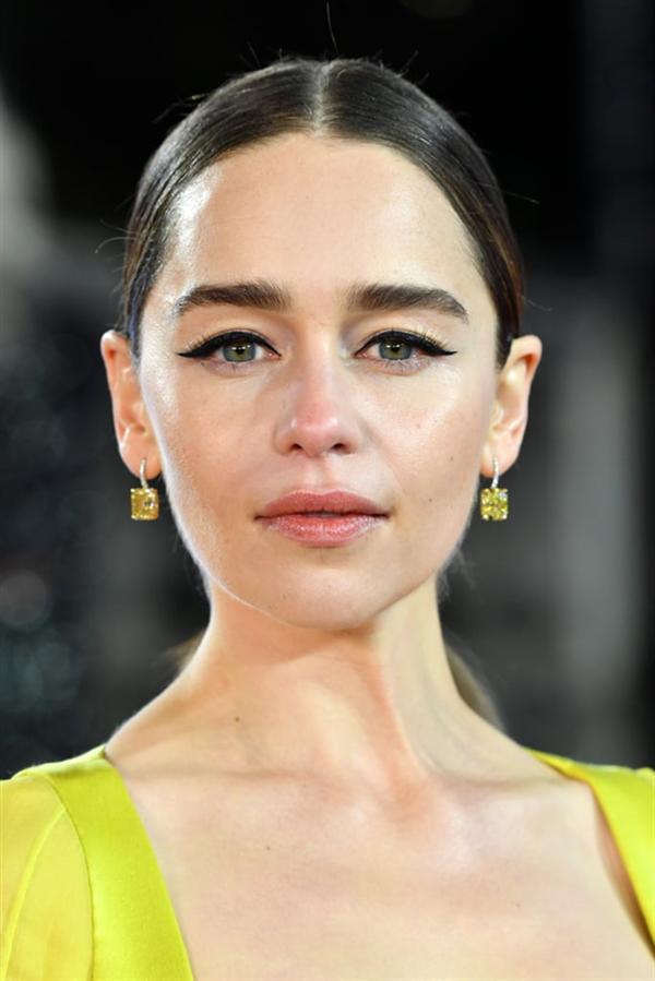 Emilia Clarke - British Fashion Awards 2019: Öne Çıkan Güzellik Görünümleri