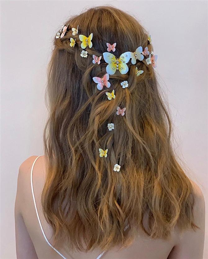 Bu Yaz Festival ve Konser Stilinizi Tamamlayacak Saç Modelleri