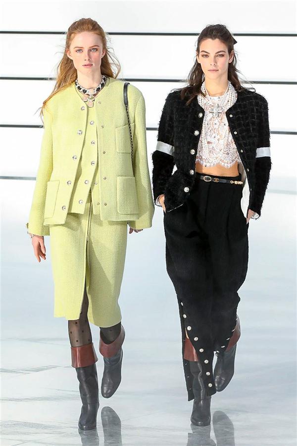 Büyüleyici Chanel Sonbahar/Kış 2020 Koleksiyonu