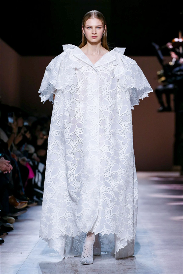 Büyüleyici Givenchy Haute Couture İlkbahar/Yaz 2020 Tasarımları