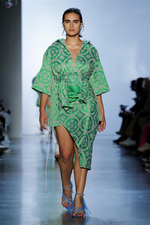 Büyüleyici Tasarımlarıyla Prabal Gurung İlkbahar/Yaz 2020 Koleksiyonu