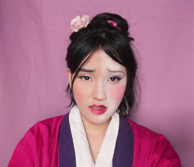 Cadılar Bayramı Makyajı İçin 15 Eğlenceli Öneri
