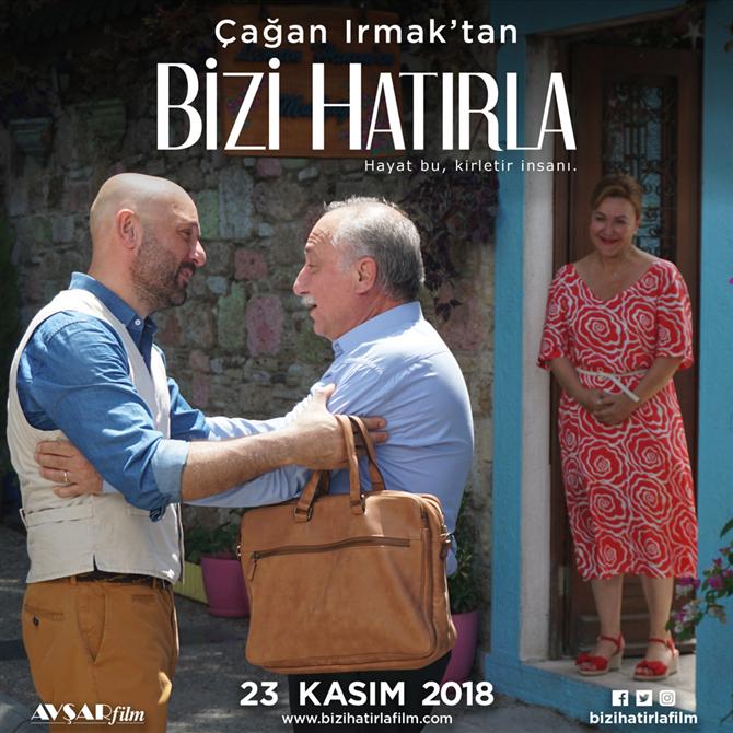 """Çağan Irmak'tan Yeni Film: Bizi Hatırla - Çağan Irmak'tan Yeni Film: """"Bizi Hatırla"""""""