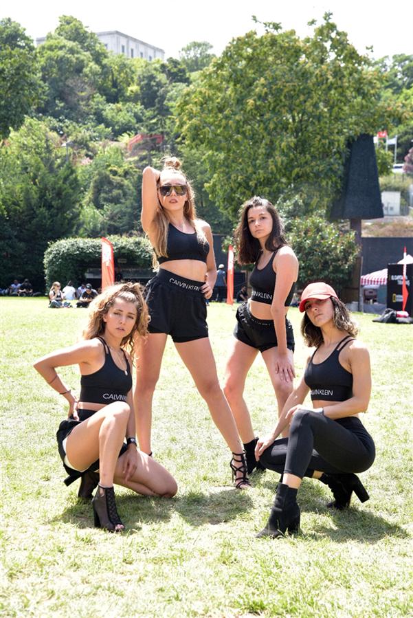 Calvin Klein Şehrin Spor Festivali Sweat Fest'e Dans Fabrika İle Heyecan Kattı - Calvin Klein Şehrin Spor Festivali Sweat Fest'e Dans Fabrika İle Heyecan Kattı