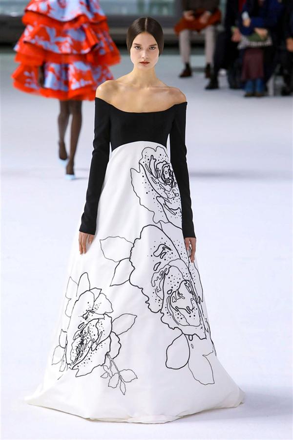 Carolina Herrera Sonbahar/Kış 2020'den Öne Çıkan Tasarımlar - Carolina Herrera Sonbahar/Kış 2020'den Öne Çıkan Tasarımlar