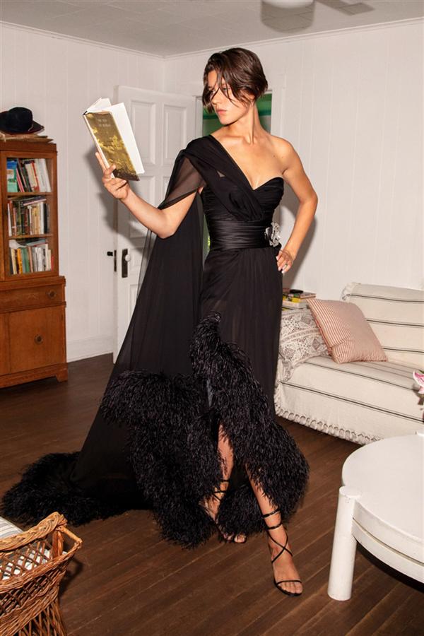Çarpıcı Detaylarıyla Alexandre Vauthier 2020-21 Haute Couture Koleksiyonu - Çarpıcı Detaylarıyla Alexandre Vauthier 2020-21 Haute Couture Koleksiyonu