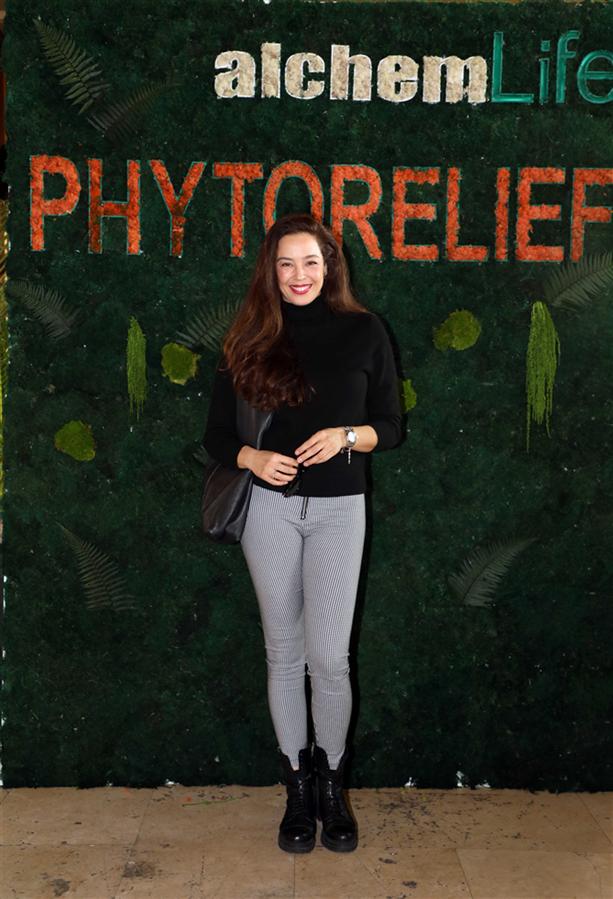 Cemiyet Hayatının Ünlü İsimleri PhytoRelief Lansmanında Buluştu - Cemiyet Hayatının Ünlü İsimleri PhytoRelief Lansmanında Buluştu
