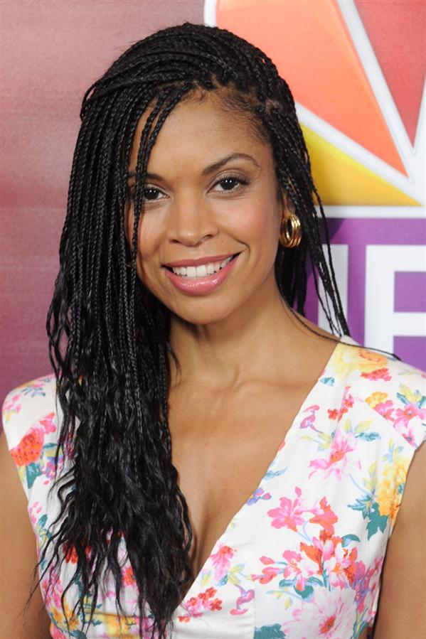 Cesur Saç Modelleri: Ünlü Kadınlardan İlhamla Afro Örgüler