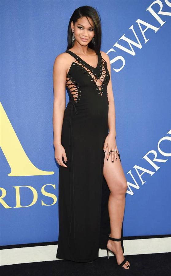 Chanel Iman - CFDA Moda Ödülleri 2018 Kırmızı Halı