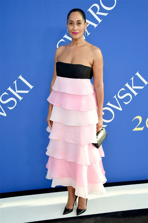 Tracee Ellis Ross - CFDA Moda Ödülleri 2018 Kırmızı Halı