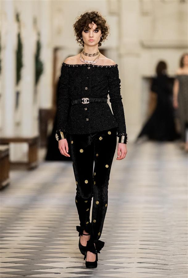 Chanel 2020/21 Métiers d'art Koleksiyonundan Büyüleyici Parçalar