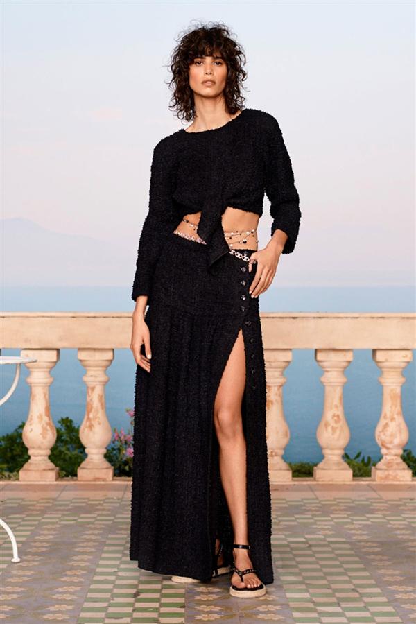 Chanel Cruise 2020/2021 Koleksiyonundan Etkileyici Tasarımlar - Chanel Cruise 2020/2021 Koleksiyonundan Etkileyici Tasarımlar