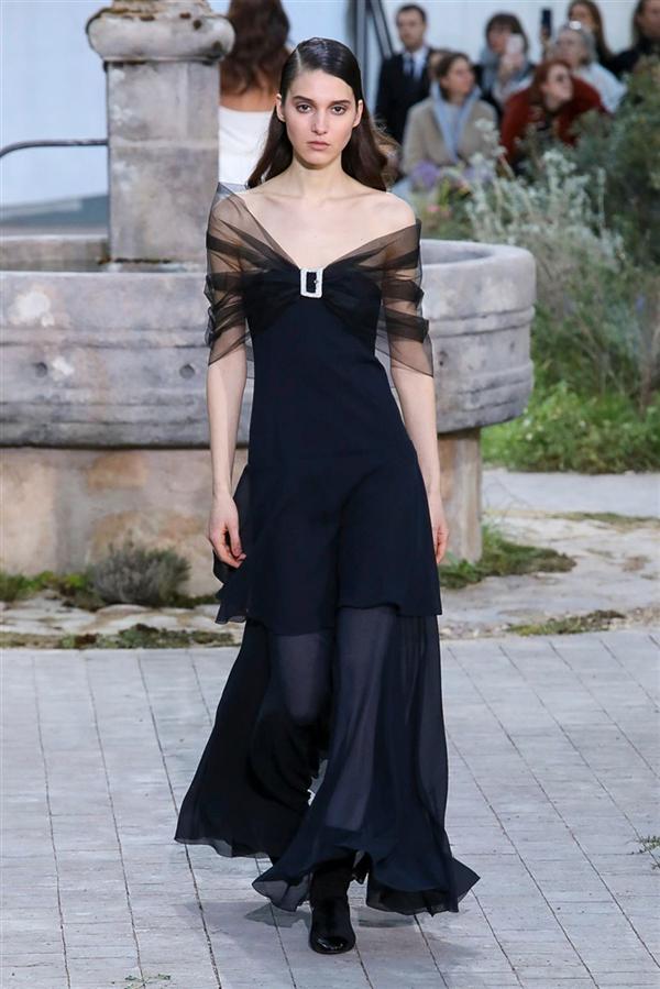 Chanel Haute Couture İlkbahar/Yaz 2020 Koleksiyonu