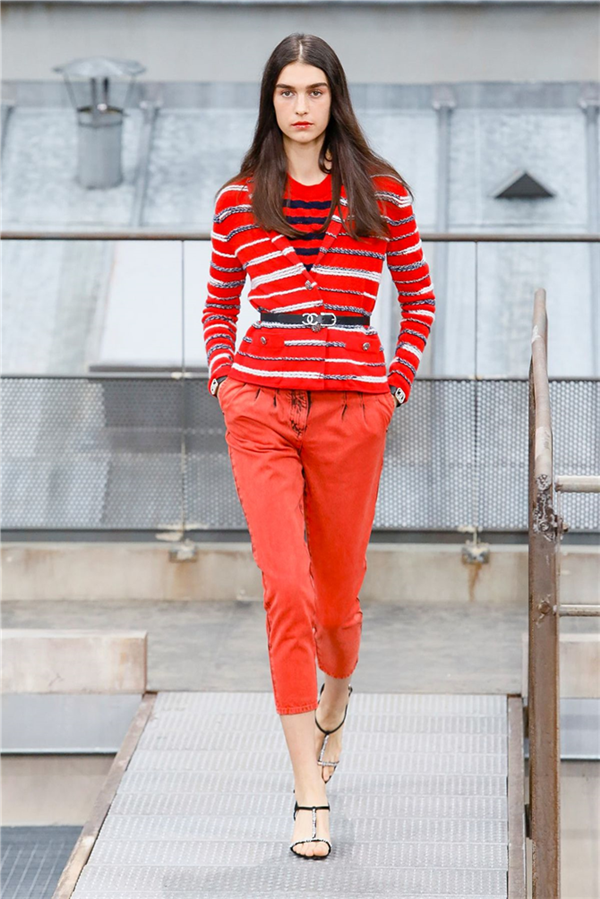Chanel İlkbahar/Yaz 2020 Tasarımlarından Öne Çıkan Detaylar