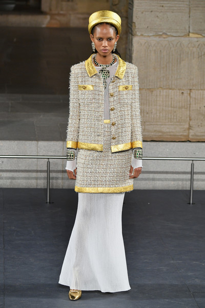 Chanel Metiers D'Art 2018/19 Defilesi